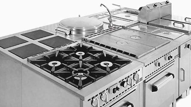 Cashews stove top roasting