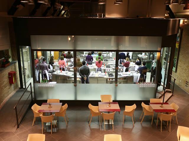 scuola di cucina gambero rosso insegna su forniture angelo po - Scuola Di Cucina Gambero Rosso