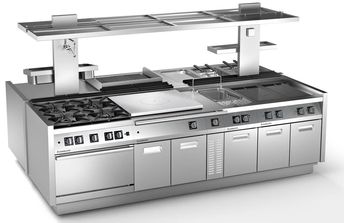Haushalt reinigung cucine professionali