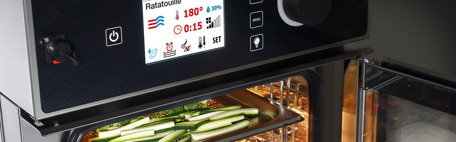 Forno combinato compatto combifit elettrico - Miglior forno combinato ...