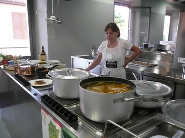scuola di cucina artusi e angelo po - Scuola Di Cucina Gambero Rosso