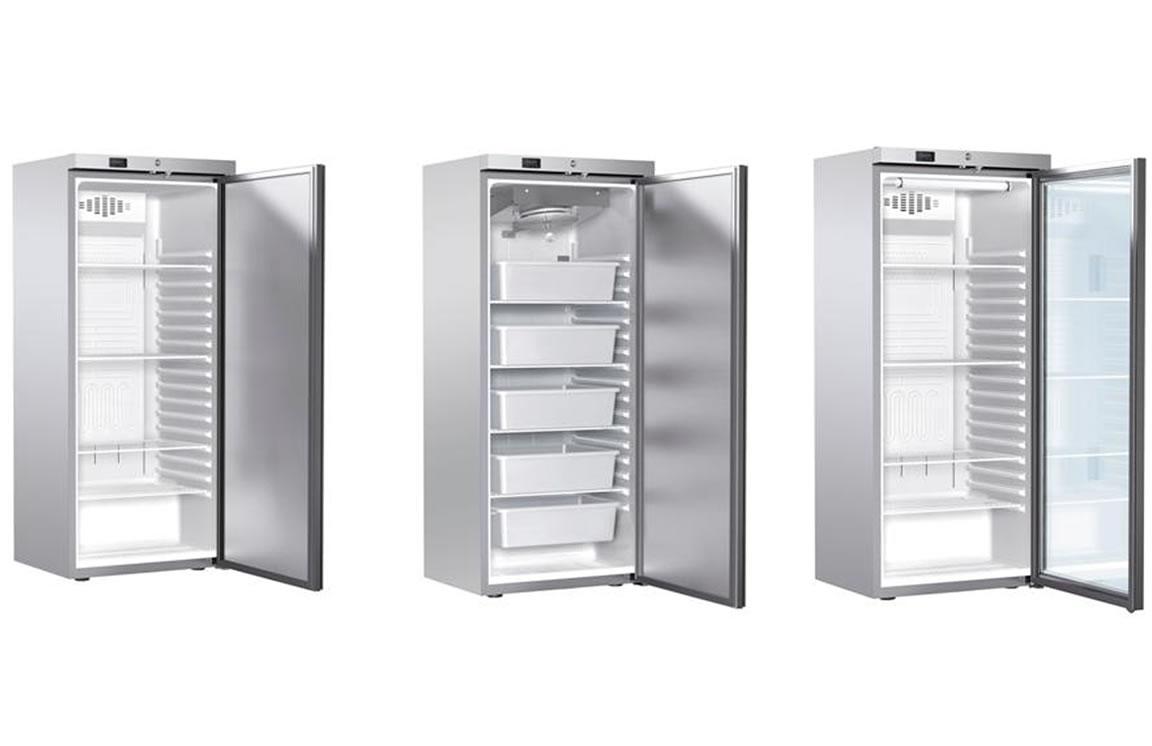 Armadio frigorifero per la ristorazione professionale for Dimensioni frigorifero