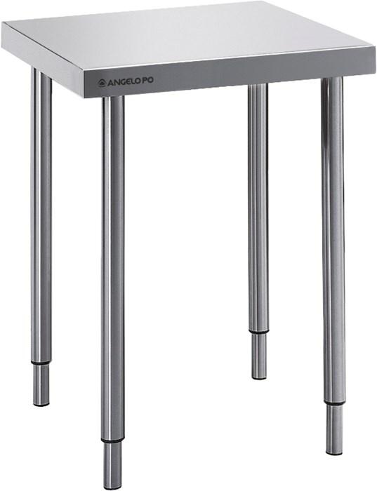 Tavolo con piano bifronte 60 cm professionale 06tb - Tavolo profondita 60 cm ...