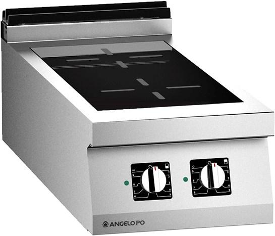 Cucina vetroceramica a induzione 2 zone professionale - Cucina ad induzione prezzi ...