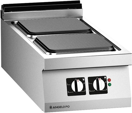 Cucina 2 piastre elettriche professionale 0t0pe4 - Piastre per cucinare elettriche ...