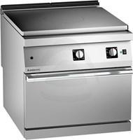tuttapiastra ristorazione professionale - angelo po - Cucina A Gas Con Forno Elettrico Ventilato