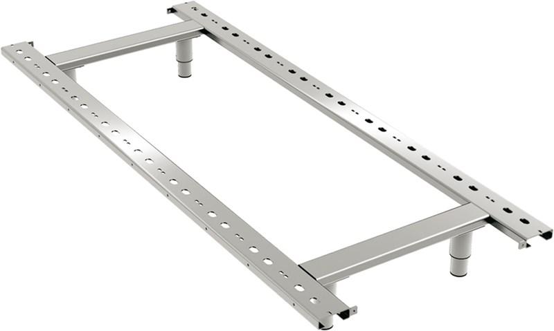 Multi-elements support - 6 feet - 240 cm professional - 24nt4