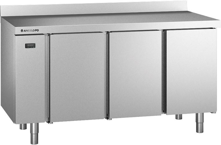 Mesa refrigerada 2 c 8 c profundidad 70 cm gn 1 1 sin for Sofa 70 cm profundidad