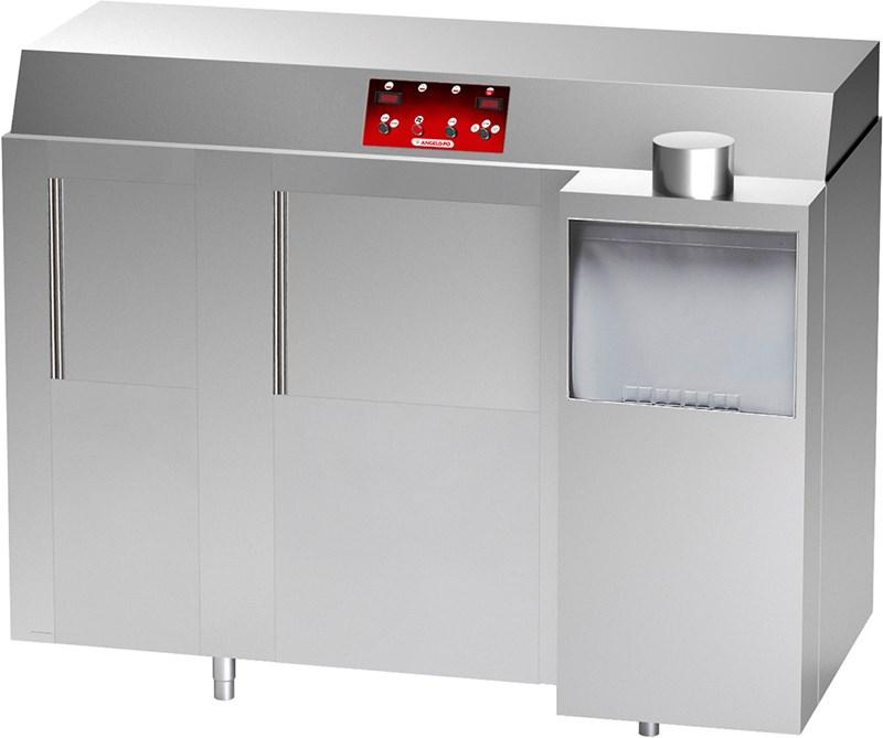 machine laver a avancement automatique 206 paniers heure cs370ad. Black Bedroom Furniture Sets. Home Design Ideas