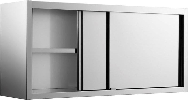 Mueble a pared con puertas correderas 120 cm profesional - Mueble puertas correderas ...