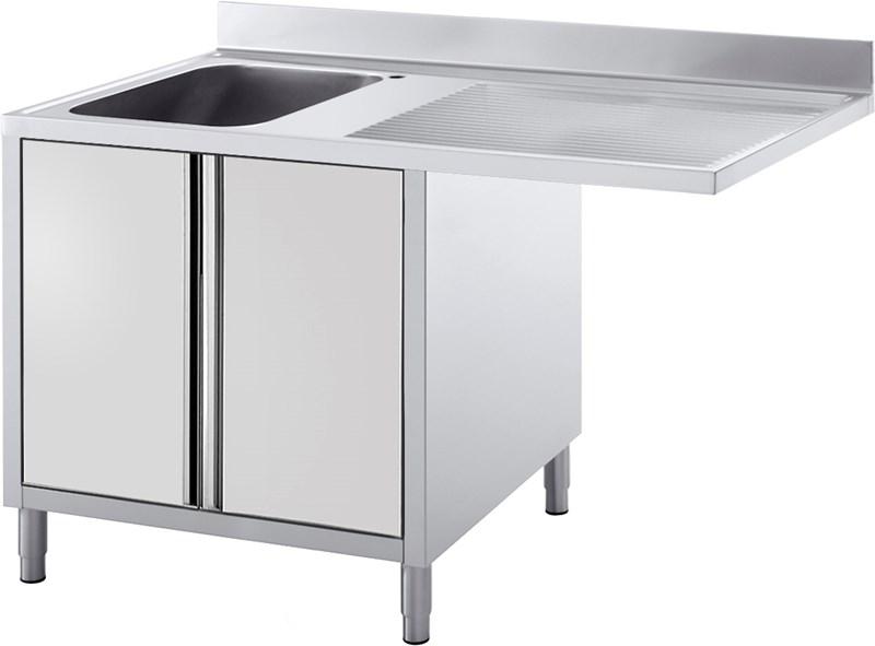 plonge armoire pr equip pour lave vaisselles ela141dl. Black Bedroom Furniture Sets. Home Design Ideas