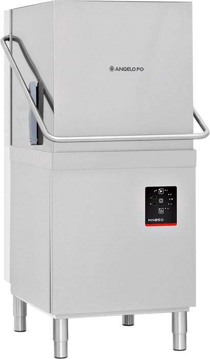 lave vaisselle capote 51 paniers heure avec pompe vidange kn850b. Black Bedroom Furniture Sets. Home Design Ideas