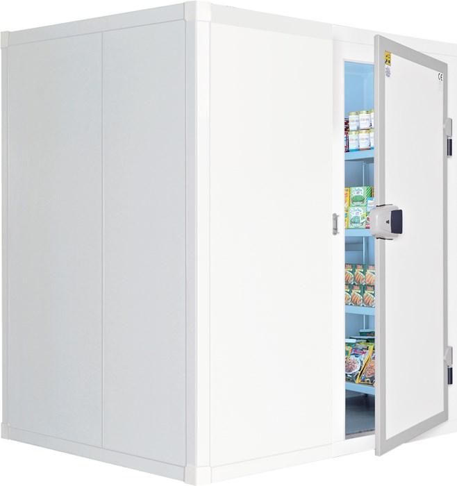 Chambre froide paisseur du panneau 10 cm hauteur n8043pb for Panneau de chambre froide