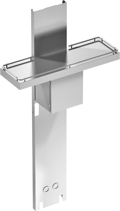 Ripiano per colonna box prese elettriche lato a cm rbe208ia for Altezza prese elettriche