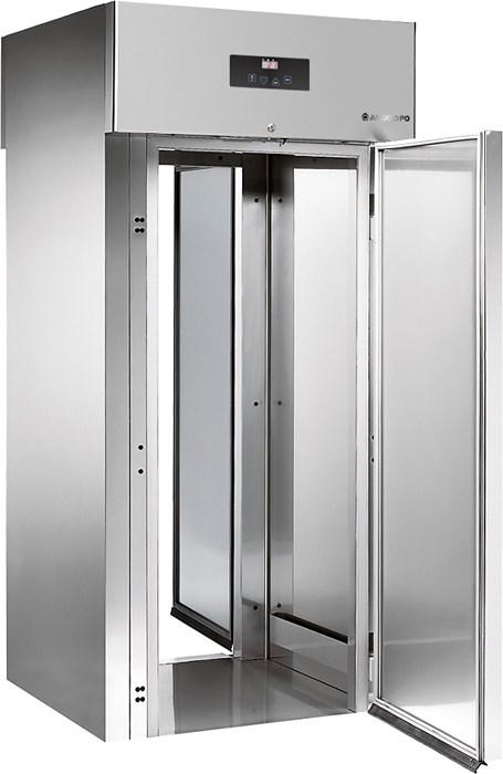 Armadio frigorifero 2 c 10 c per carrelli passante tdpt - Frigorifero da camera ...