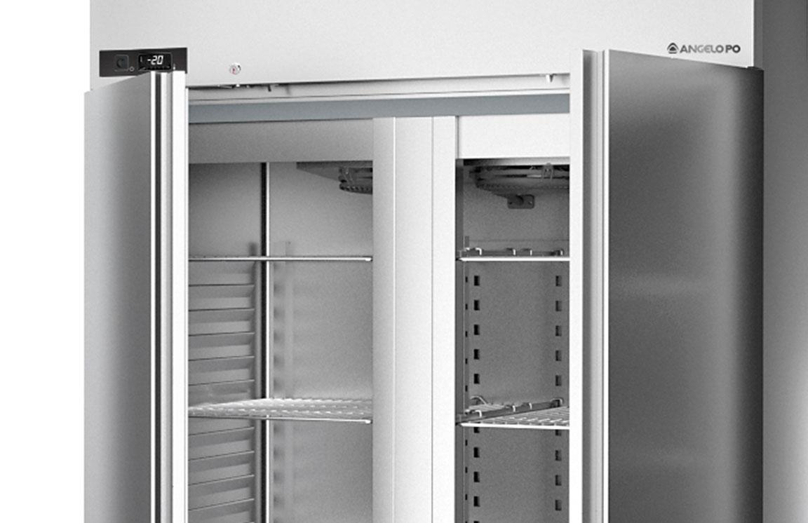 armadio frigorifero per la ristorazione professionale - angelo po