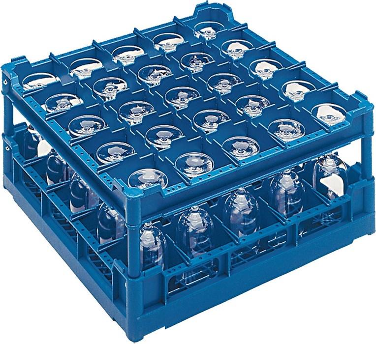 panier en r sine 25 verres 8 5 hauteur 21 cm cb2521. Black Bedroom Furniture Sets. Home Design Ideas